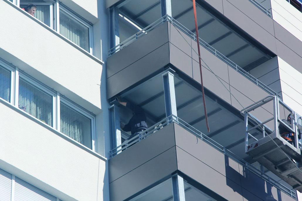 Metallbau: Balkone Ansbach von R&M Metallbau