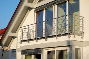 Balkon Geländer Nördlingen EFH