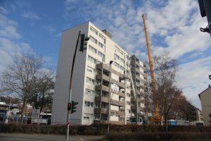 Metallbau Ansbach. Balkontürme Ansbach