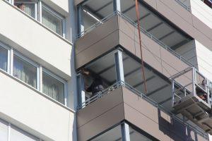 Balkon Ansbach MFH